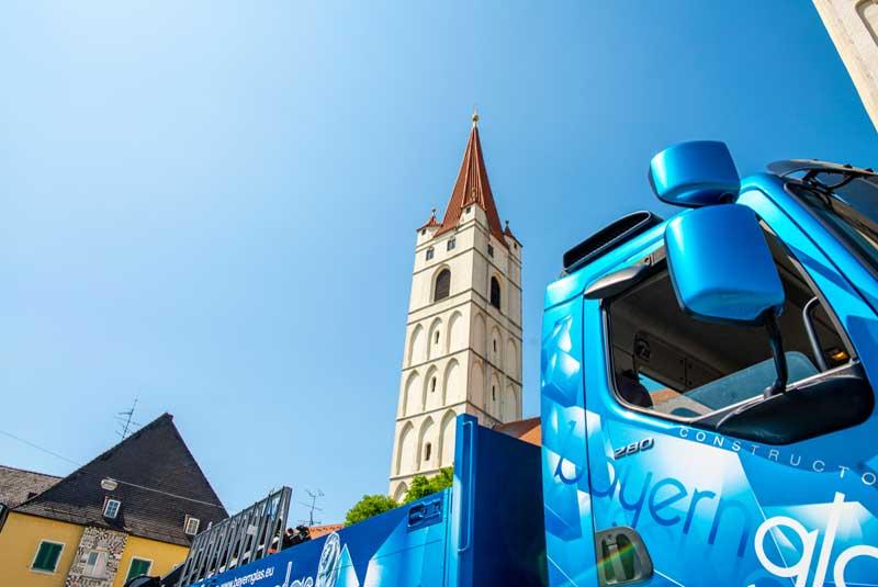 Stellen LKW Fahrer München Umland