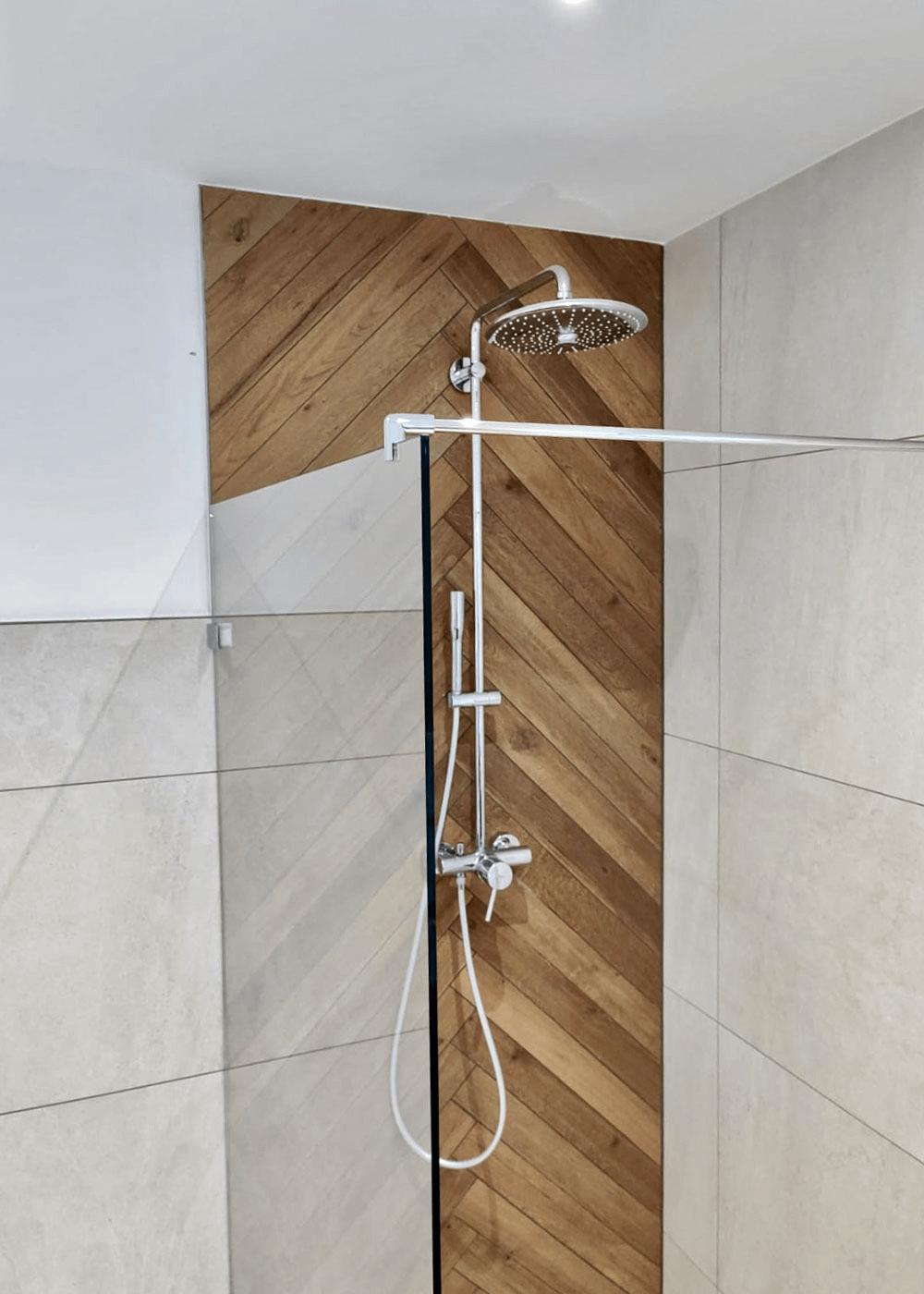 Nischenduschen Badezimmer