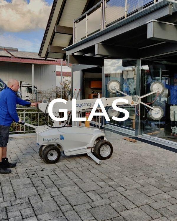 Glas in München kaufen